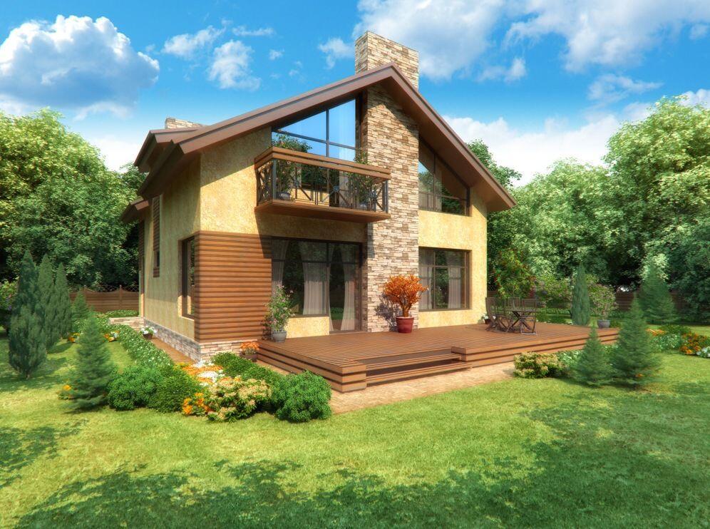 Строительство дома по Фен шуй